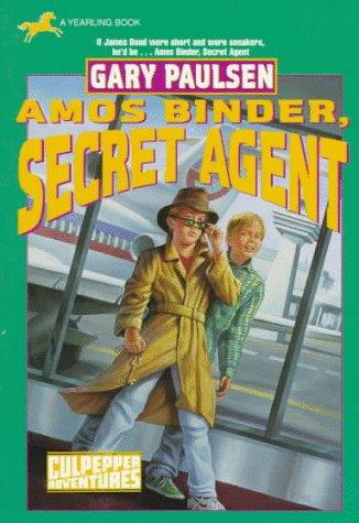 Amos Binder, Secret Agent (Culpepper #28) (Culpepper Adventures)