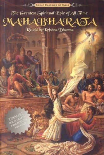Mahabharata Story Book In English
