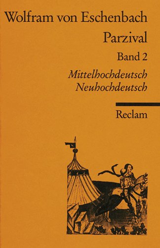 Parzival 2 by Wolfram von Eschenbach