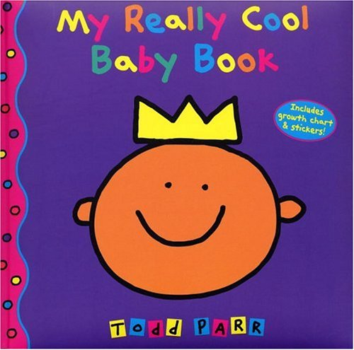 My Really Cool Baby Book