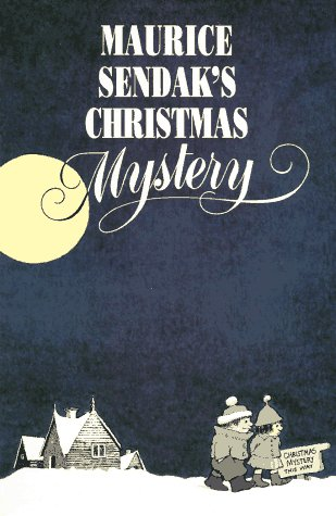 Maurice Sendak's Christmas Mystery/Full-Color Book of Clues and Jigsaw Puzzle