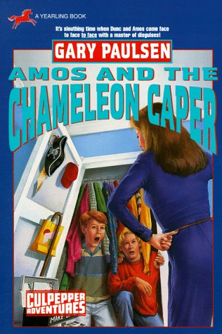 Amos and the Chameleon Caper (Culpepper Adventures #27)