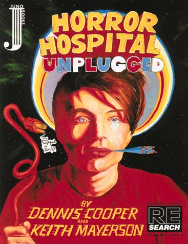 Horror Hospital Unplugged: A Graphic Novel