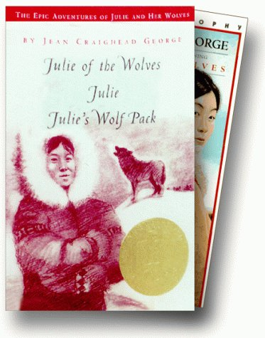 Julie of the Wolves Omnibus, Books 1-3