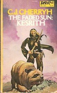 Kesrith (The Faded Sun, #1)