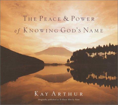 Knowing God J.I. Packer