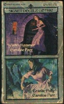 Witch's Hammer /Granite Folly (Signet Double Gothic)
