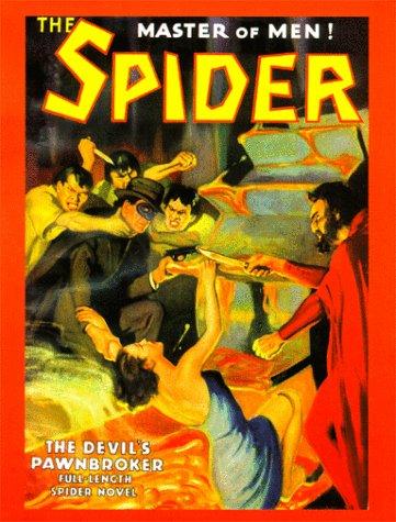 The Spider, Master of Men! #44: The Devil's Pawnbroker