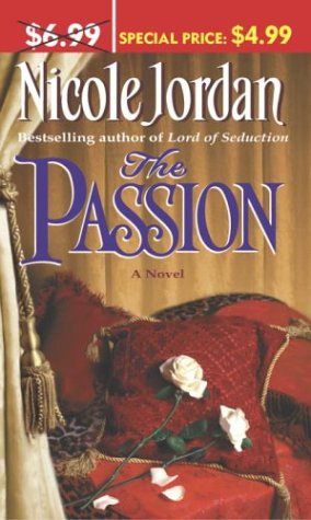 The Passion by Nicole Jordan