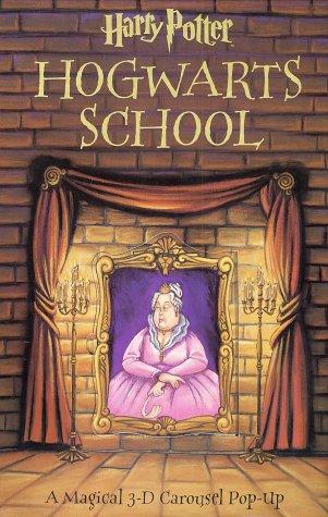 Harry Potter Hogwarts School by Joe Vaux