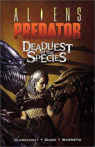 Aliens/Predator: Deadliest of the Species Ltd.