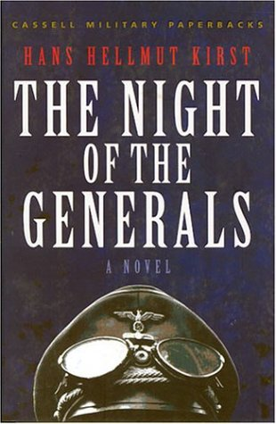 the night of the generals 1967 cast