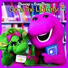 Barney  Baby Bop Go To The Library
