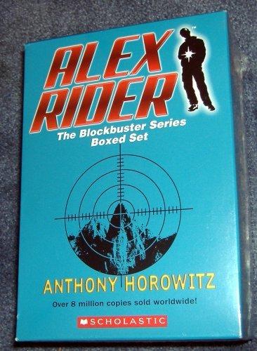 Alex Rider Boxed Set, #1-5 (Alex Rider, #1-5)