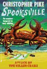 Attack of the Killer Crabs by Christopher Pike