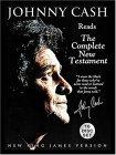 Johnny Cash Reads the Complete New Testament-NKJV by Johnny Cash