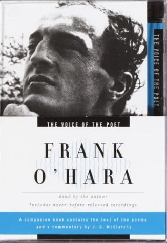 The Voice of the Poet: Frank O'Hara