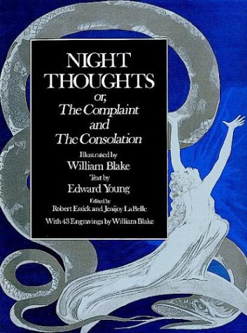 Night Thoughts by Edward Young