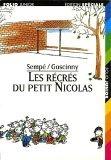 Les Récrés du Petit Nicolas by René Goscinny