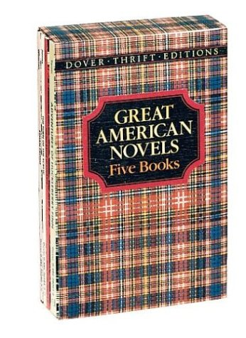 Great American Novels (5 Vols.)