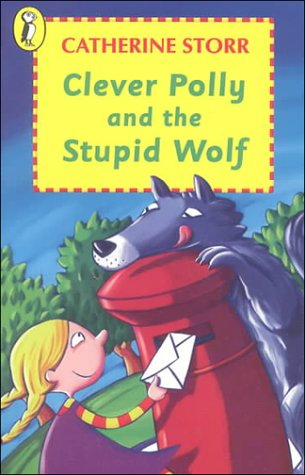 Image result for clever polly and the stupid wolf