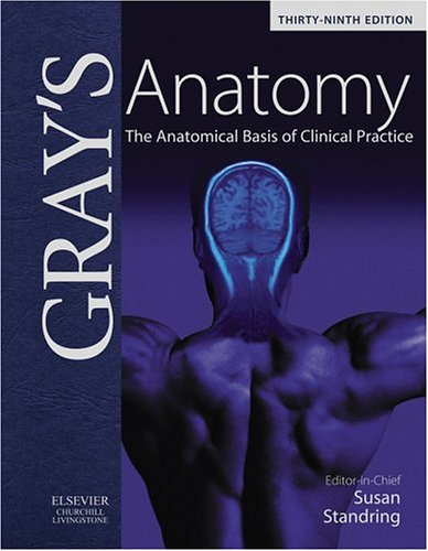 Gray's anatomy: the anatomical basis of clinical practice by Susan Standring