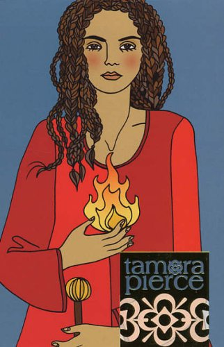 The Fire in the Forging by Tamora Pierce