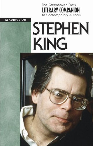 literary analysis of stephen kings the I am a massive king fan, but i do notice a lot of the major criticisms in his books in no particular order market saturation the flagg character is pretty important in the king universe, but after a while, you see every book as this/these person/people versus flagg.