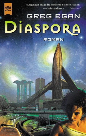 Diaspora by Greg Egan