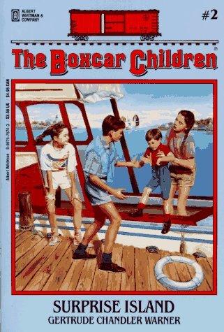 Surprise Island (The Boxcar Children, #2)