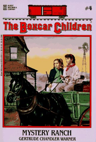 Mystery Ranch(The Boxcar Children 4)