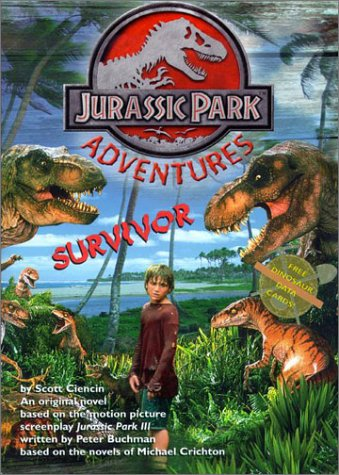 Survivor (Jurassic Park Adventures, Book 1)