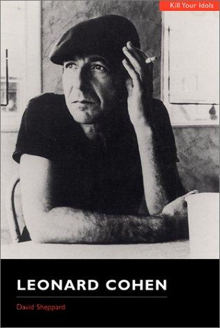 Leonard Cohen by David   Sheppard
