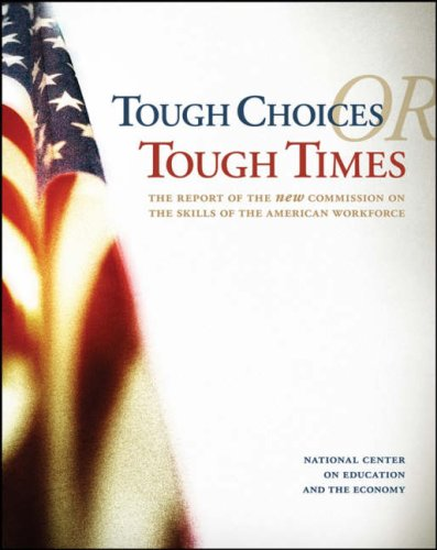 Tough Choices or Tough Times by Jossey-Bass