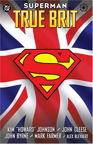 Superman by Kim Howard Johnson