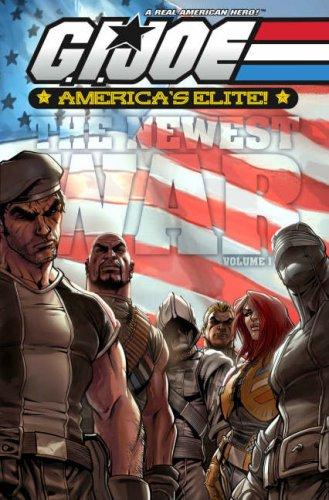 G.I. Joe - America's Elite, Volume 1: America's Newest War