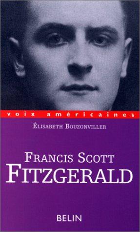 Francis Scott Fitzgerald: ÉCrivain Du DéSéQuilibre