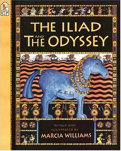 an analysis of the gods in the iliad and the odyssey two epic poems by homer