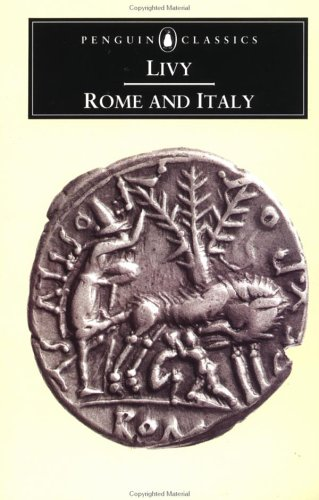 Rome and Italy by Livy