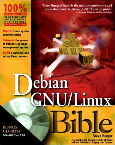Debian Gnu/Linux Bible [With 2]