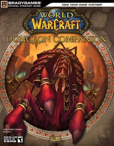 World Of Warcraft Dungeon Companion By Brady Games