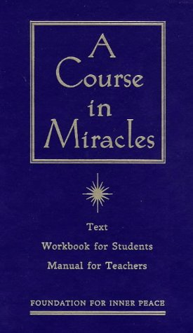 A Course in Miracles (Hardcover)