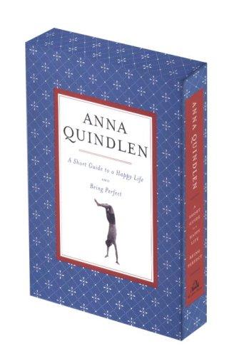 Anna Quindlen Boxed Set