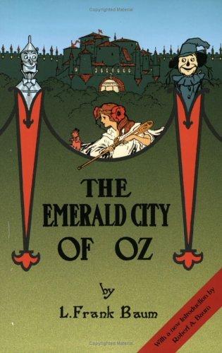 The Emerald City of Oz (Oz #6)