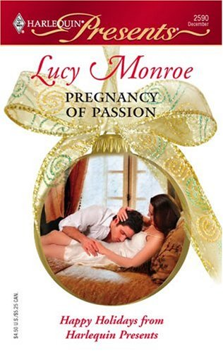 Ebook Pregnancy of Passion by Lucy Monroe PDF!