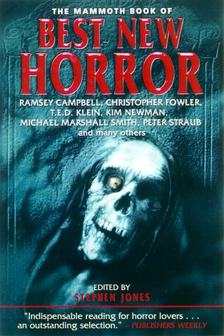 Best New Horror 11 (The Mammoth Book of Best New Horror, #11)