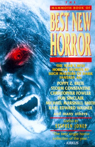 Best New Horror 9 by Stephen Jones
