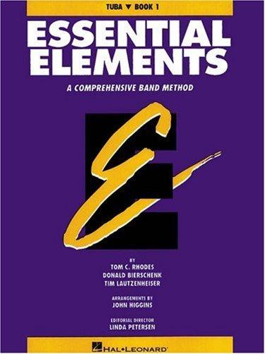 Essential Elements Book 1 - Tuba