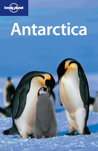 Antarctica by Jeff  Rubin
