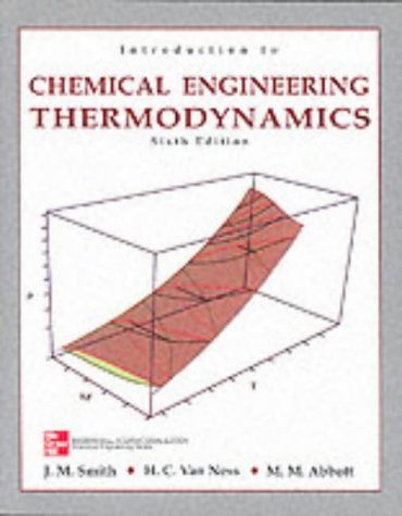 Introduction to chemical engineering thermodynamics by hendrick c introduction to chemical engineering thermodynamics fandeluxe Choice Image